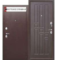 Входные двери внутреннее открывание