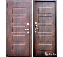 Входная дверь Базис Премиум Мдф
