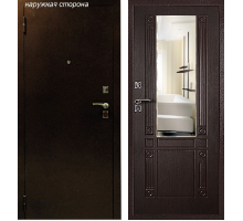 Входная дверь ТС-Зеркало венге